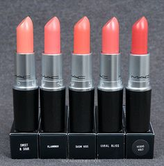 lipsticks mac