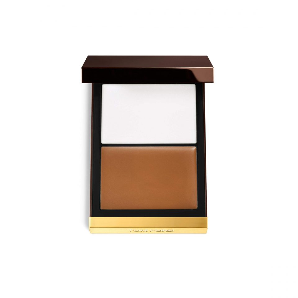 Tom Ford bronze and highlight