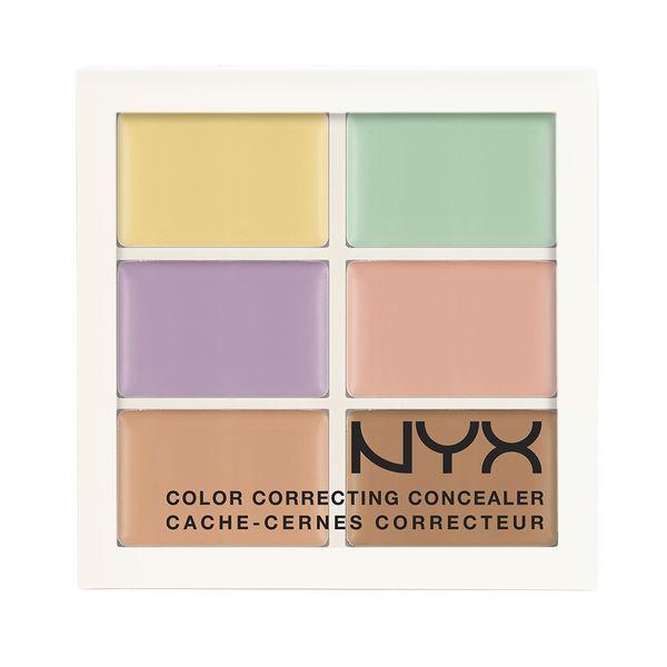 concelear palette